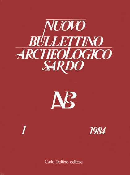 Nuovo Bullettino Archeologico Sardo, Vol. I (1984)