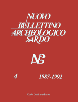 Nuovo Bullettino Archeologico Sardo, Vol. IV (1987-1992)