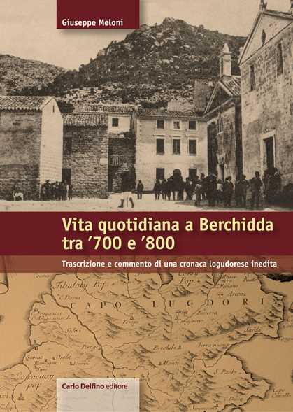 Vita quotidiana a Berchidda tra ´700 e ´800